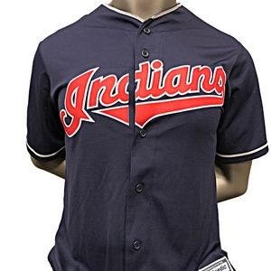 Cleveland Indians Majestic Cool Base Mens Jersey